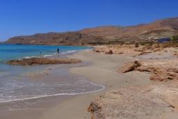 Пляж Мазида Аммос в Айос Николасе