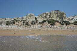 Пляж Аспругас в Айос Николасе