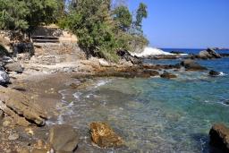 Пляж Ферма в Айос Николасе