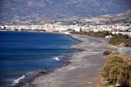 Пляж Агиос Андреас в Айос Николасе