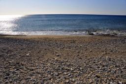Пляж Гра Лигия в Айос Николасе