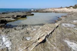 Пляж Остров Хриси в Айос Николасе