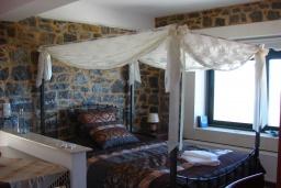 Студия (гостиная+кухня). Греция, Сития : Студия с террасой и видом на море, в комплексе с бассейном