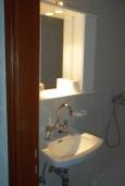 Ванная комната. Греция, Амудара : Апартамент в комплексе с бассейном, с гостиной, двумя спальнями и террасой