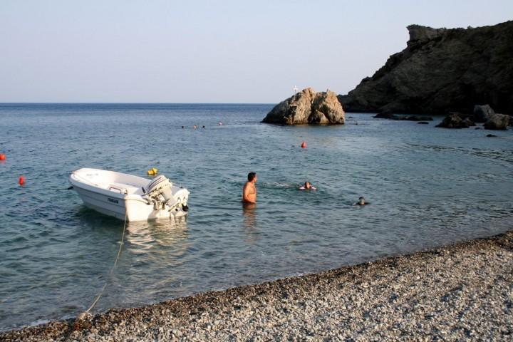 Пляжи округа Ираклион острова Крит | 480x720